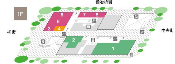 TOKYO SQUARE GARDEN 1F