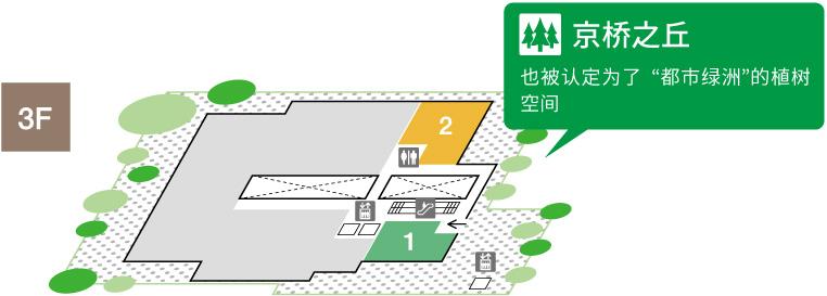 TOKYO SQUARE GARDEN 2F